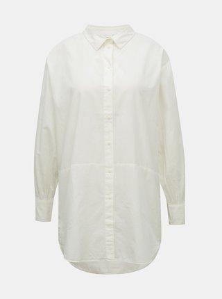 Bílá oversize košile Jacqueline de Yong Chiko