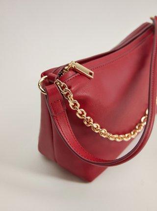 Červená kabelka Mango