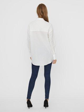 Bílá volná košile AWARE by VERO MODA India