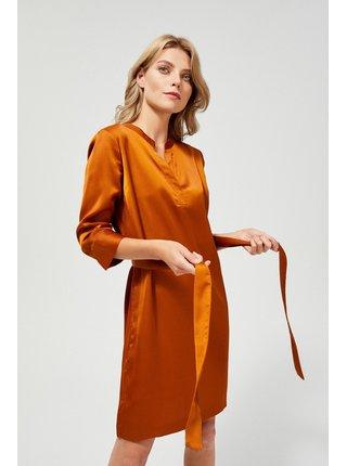Moodo bronzové šaty