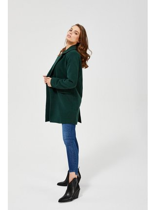 Moodo zelené kabát