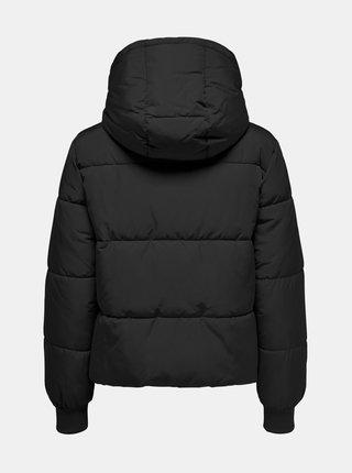 Černá prošívaná bunda Jacqueline de Yong New Werica