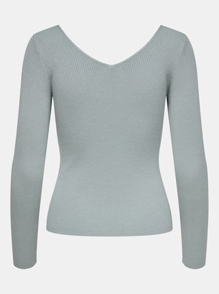 Světle modré tričko Jacqueline de Yong Nannna