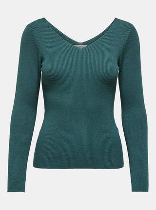 Zelené tričko Jacqueline de Yong Nannna