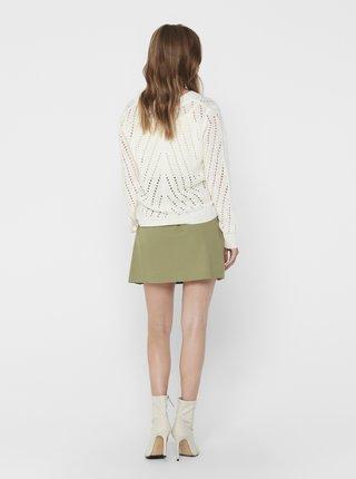 Bílý svetr Jacqueline de Yong Kristen