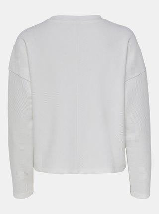 Bílé tričko Jacqueline de Yong Gigi