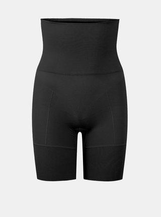 Čierne sťahovacie nohavičky Pieces Bella