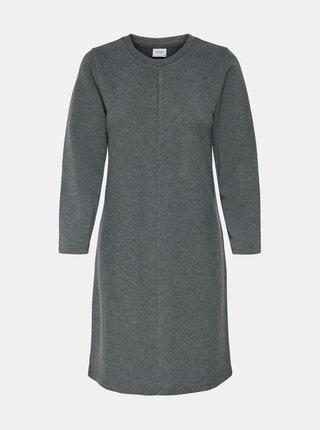 Šedé šaty Jacqueline de Yong Gigi