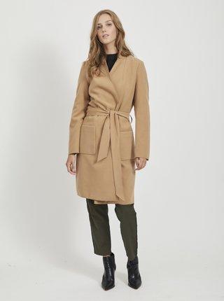 Béžový ľahký kabát VILA Apple