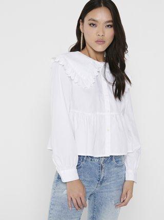 Biela košeľa ONLY Tinker