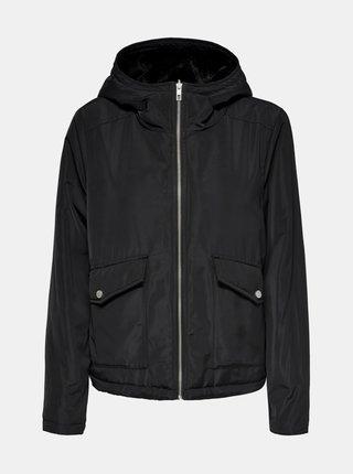 Černá bunda ONLY Dahlia