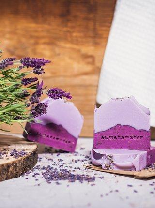 Mýdlo s levandulovou vůní Almara Soap Lavender Fields