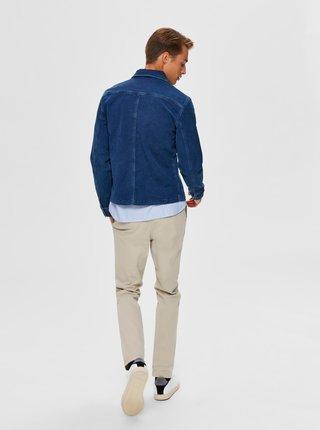 Modrá džínová bunda Selected Homme Harry