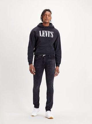 Černá pánská mikina s kapucí Levi's®