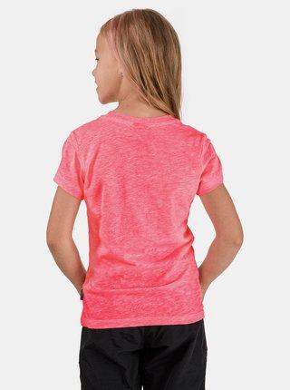 Růžový holčičí tričko SAM 73 Caitlyn