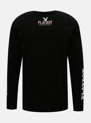 Čierne tričko s potlačou Redefined Rebel