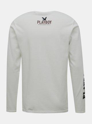 Biele tričko s potlačou Redefined Rebel