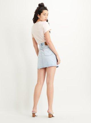 Světle modrá džínová sukně Levi's®