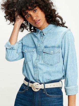 Světle modrá dámská džínová košile Levi's®