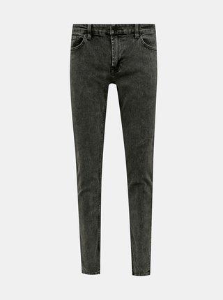 Šedé skinny fit džíny ONLY & SONS Warp