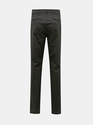 Šedé chino nohavice ONLY & SONS Cam