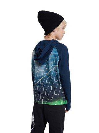 Desigual modré chlapecké tričko TS Manu