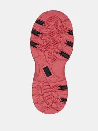 Černé holčičí zimní boty LOAP Sneeky