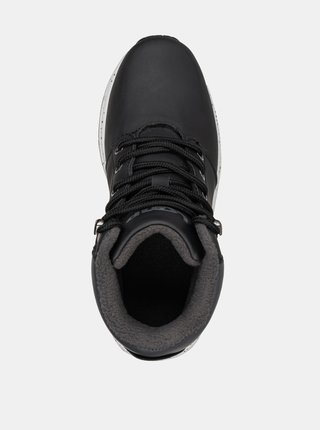 Černé chlapecké zimní boty LOAP Belen