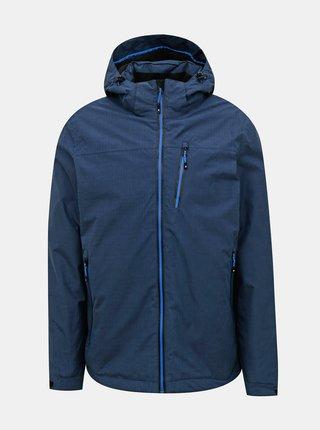 Tmavomodrá pánska zimná bunda killtec