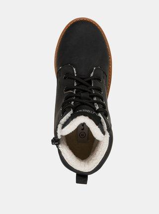 Černé chlapecké zimní boty LOAP Viva