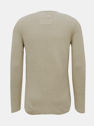 Béžový svetr ONLY & SONS Trough