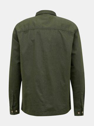 Khaki košile ONLY & SONS Ilvio