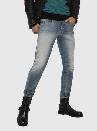 Světle modré pánské slim fit džíny Diesel