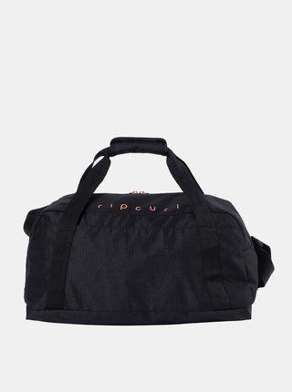 Čierna cestovná taška Rip Curl
