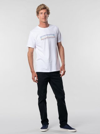 Biele pánske tričko Rip Curl
