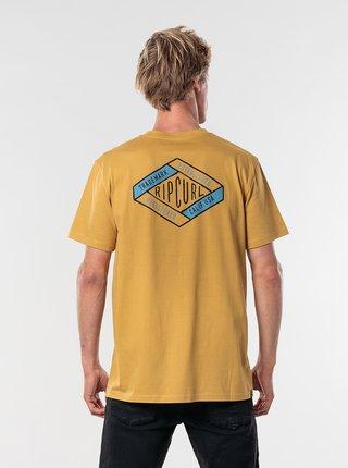 Žluté pánské tričko Rip Curl