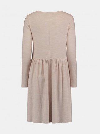 Béžové šaty Haily´s