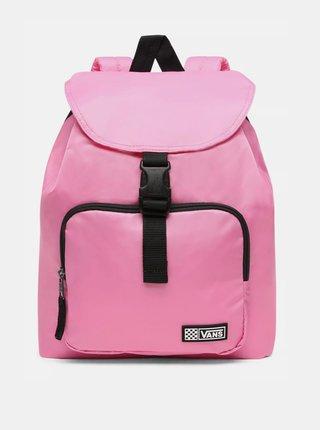 Růžový dámský batoh VANS Mini Geo