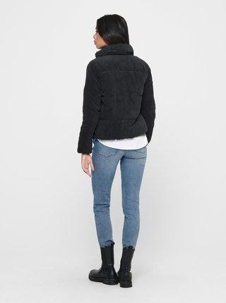 Černá bunda Jacqueline de Yong New Lexa