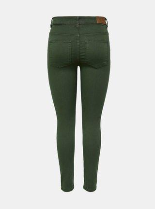 Khaki kalhoty Jacqueline de Yong Lara