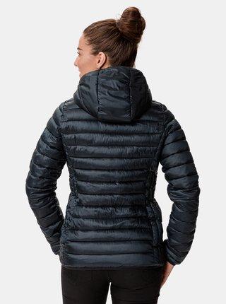 Tmavě modrá dámská prošívaná zimní bunda SAM 73