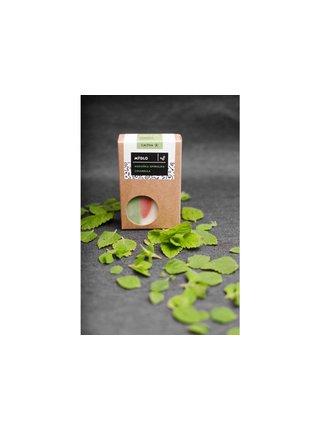 Caltha Tuhém mýdlo Meduňka, chlorella a spirulina 100 g