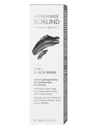 Annemarie Börlind Černá maska 2 v 1 75ml