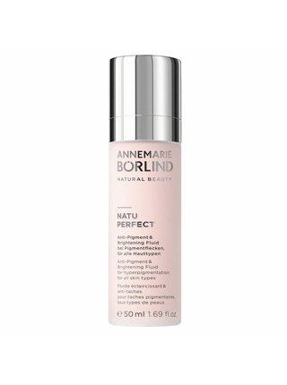 Annemarie Börlind NatuPerfect Anti-pigmentový a rozjasňující fluid 50 ml