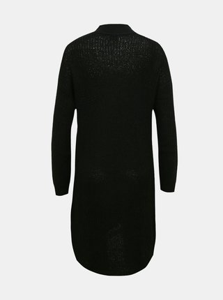 Černé svetrové šaty Jacqueline de Yong Megan