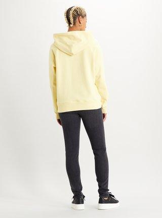 Žltá dámska mikina s kapucou Levi's®