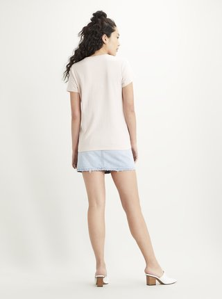 Svetloružové dámske tričko Levi's®