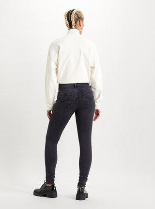 Černé dámské skinny fit džíny Levi's®