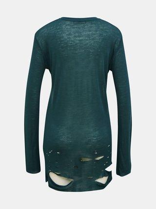 Zelené dámské triko Diesel