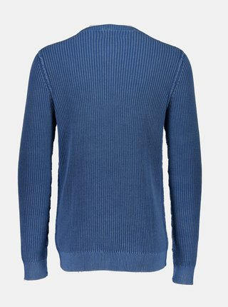 Modrý sveter Shine Original